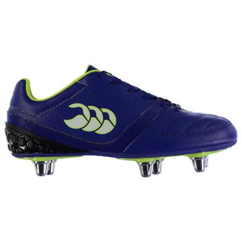 Canterbury Phoenix Club Rugby Boots Junior - Blue - PROD27942
