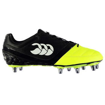 Canterbury Phoenix Club Rugby Boots Mens - Yellow - PROD31834