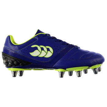 Canterbury Phoenix Club Rugby Boots Mens - Blue - PROD34125