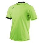 Nike Loose Fit Solid Short Sleeve Shirt - Volt