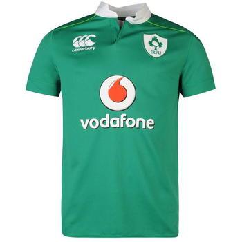 Canterbury Ireland Home Pro Jersey 2016 2017 Mens - PROD20341
