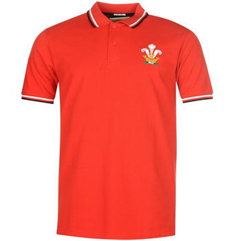 Team Rugby Core Polo Mens - Wales - 0004