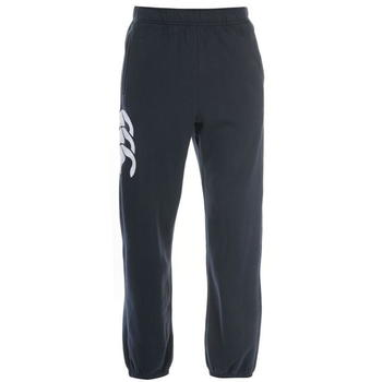 Canterbury Cuff Sweat Pants Mens - Navy/White - 0013
