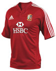 British and Irish Lions 2009 Replica Rugby Shirt